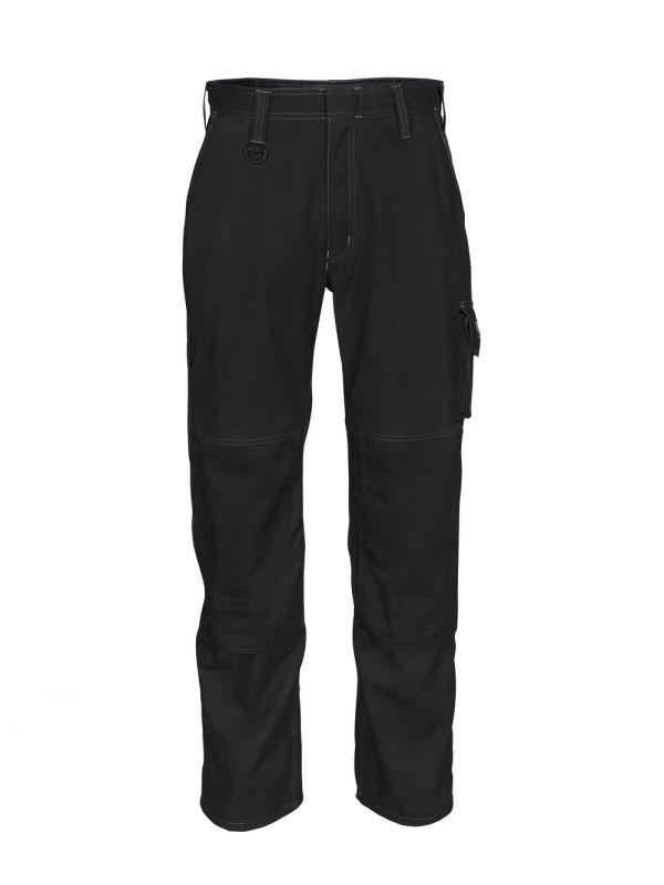 MASCOT-Workwear, Arbeits-Berufs-Bund-Hose, Pittsburgh, 82 cm, 270 g/m², schwarz