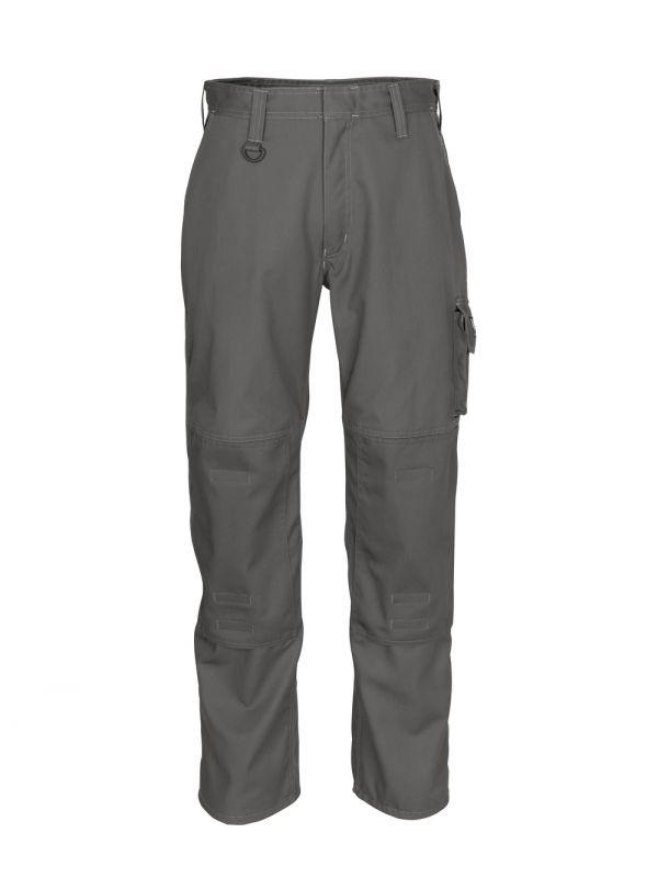 MASCOT-Workwear, Arbeits-Berufs-Bund-Hose, Pittsburgh, 82 cm, 270 g/m², dunkelanthrazit