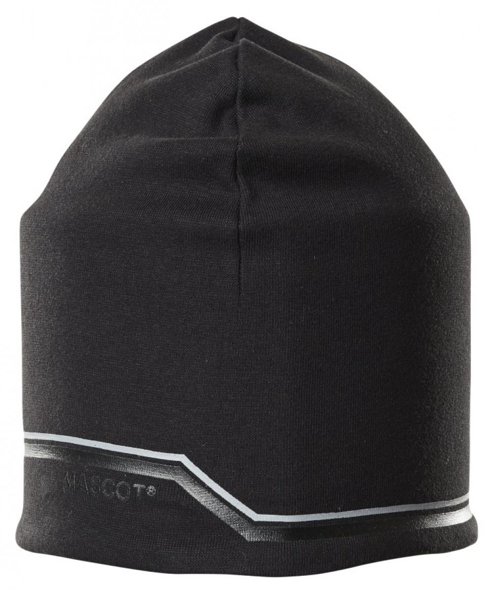 MASCOT-Strickmütze,  260 g/m², schwarz