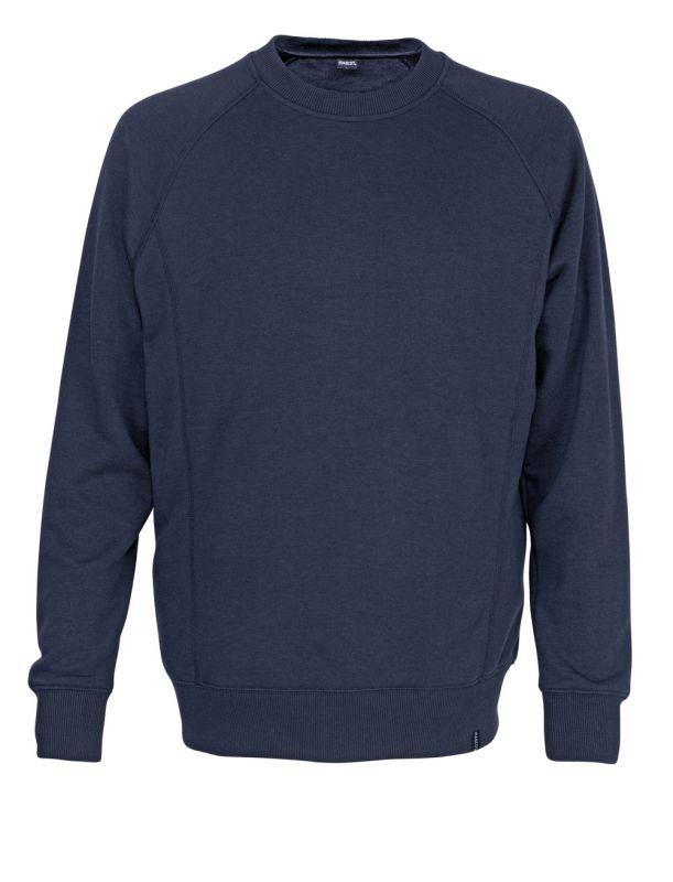 MASCOT-Workwear, Sweatshirt, Tucson, 340 g/m², schwarzblau