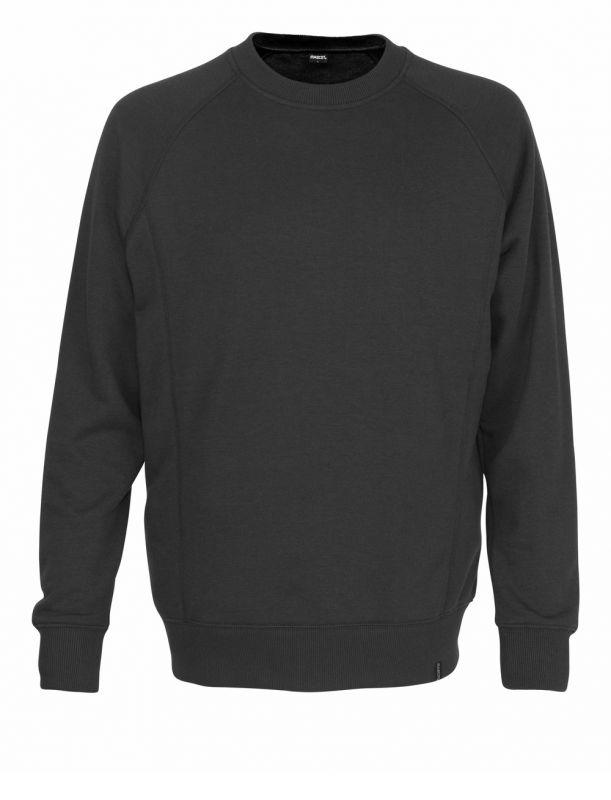 MASCOT-Workwear, Sweatshirt, Tucson, 340 g/m², schwarz