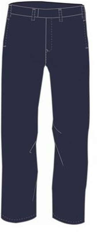 MASCOT Bundhose, Arbeits-Berufs-Hose, LARISA, BW270, schwarzblau