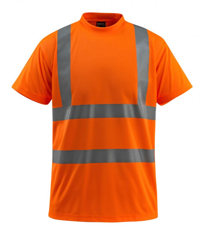 MASCOT-Warnschutz-T-Shirt, Townsville, SAFE LIGHT, 130 g/m², orange
