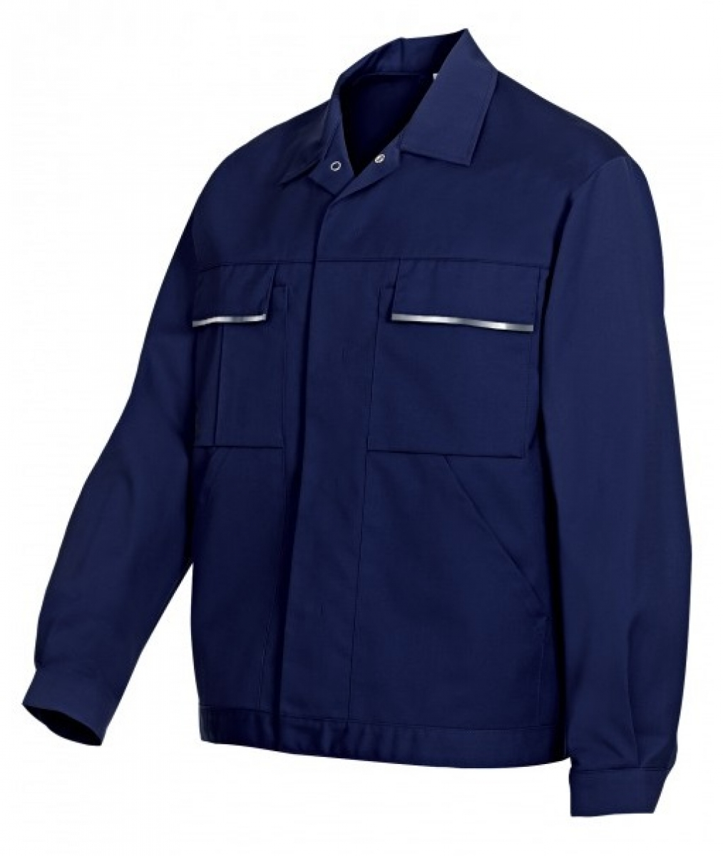 BP Arbeits-Berufs-Bund-Jacke, Blouson, königsblau-dunkelblau