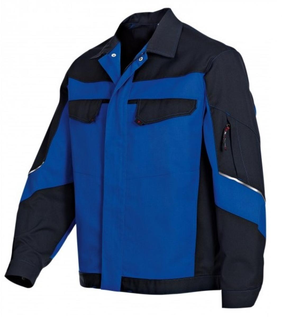 BP Arbeits-Berufs-Bund-Jacke, Blouson, königsblau/schwarz