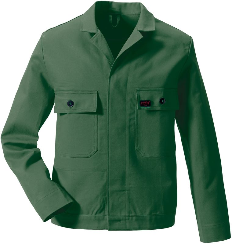 ROFA-Bundjacke, Arbeits-Blouson-Berufs-Jacke, Top 215, grün