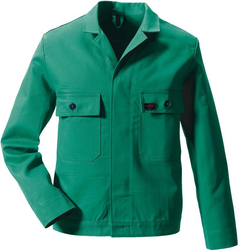 ROFA-Bundjacke, Arbeits-Blouson-Berufs-Jacke, Top 215, gärtnergrün
