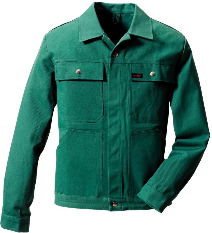 ROFA-Bundjacke, Arbeits-Blouson-Berufs-Jacke, Spezial 211, gärtnergrün