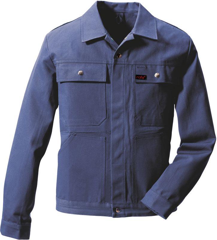 ROFA-Bundjacke, Arbeits-Blouson-Berufs-Jacke, Spezial 211, hydronblau