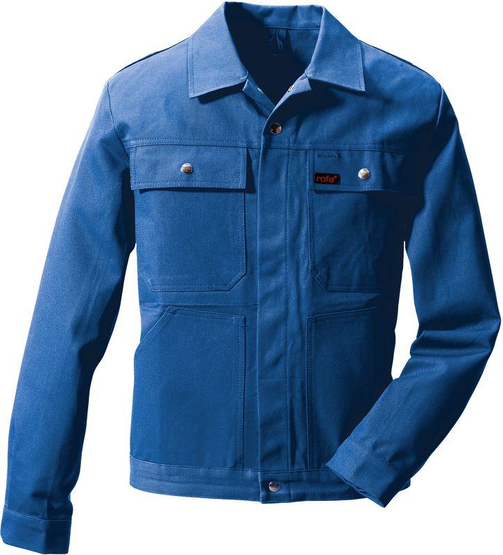 ROFA-Bundjacke, Arbeits-Blouson-Berufs-Jacke, Spezial 211, kornblau