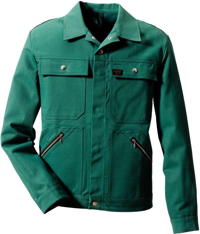 ROFA-Bundjacke, Arbeits-Blouson-Berufs-Jacke Spezial 212, gärtnergrün