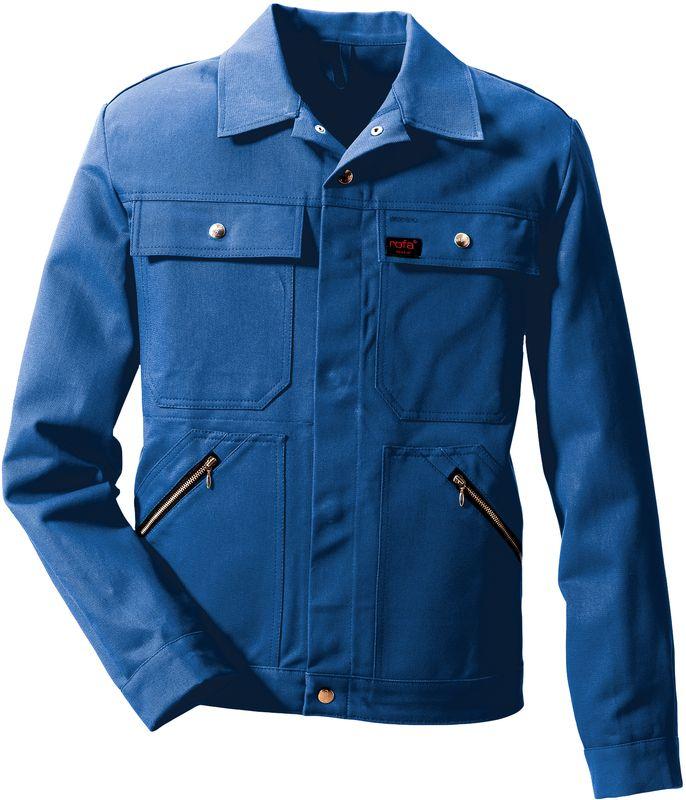 ROFA-Bundjacke, Arbeits-Blouson-Berufs-Jacke Spezial 212, kornblau