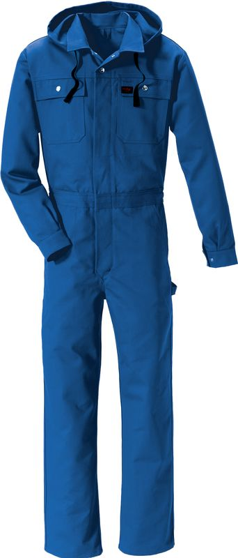 ROFA-Kombination, Arbeits-Berufs-Overall, Spezial 950, mit Kapuze, kornblau