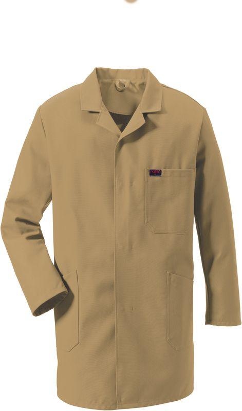 ROFA-Berufs-Mantel-Kurzform, Arbeits-Kittel, Super 370, khaki