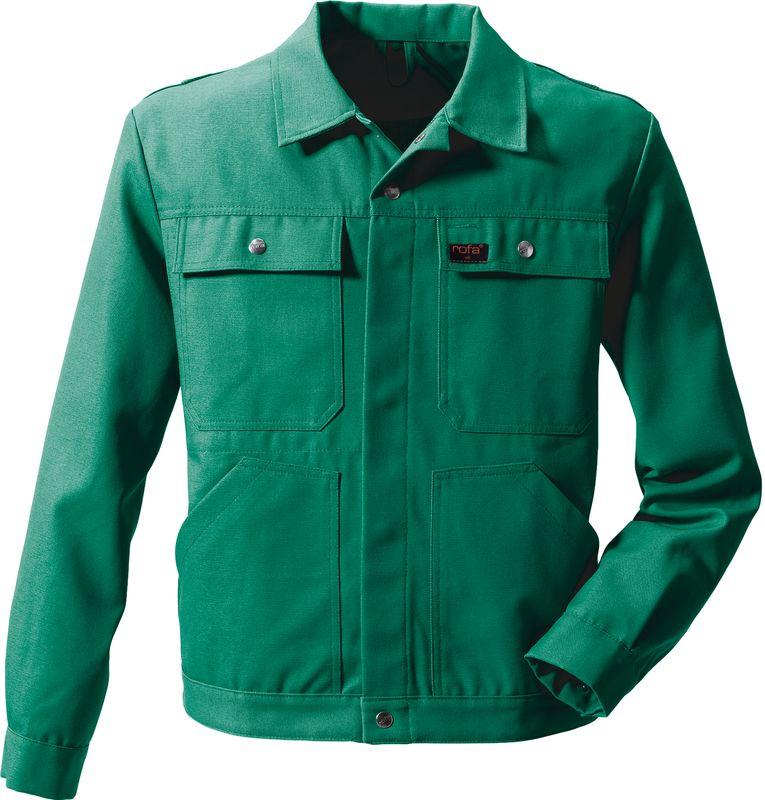 ROFA-Bundjacke, Arbeits-Blouson-Berufs-Jacke, OK Privileg 291, gärtnergrün