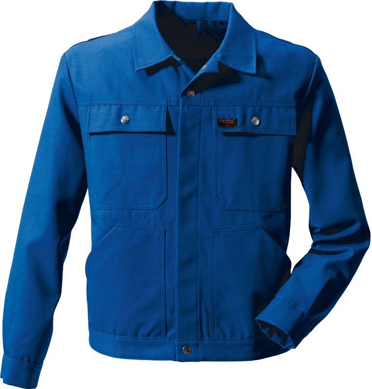 ROFA-Bundjacke, Arbeits-Blouson-Berufs-Jacke, OK Privileg 291, kornblau