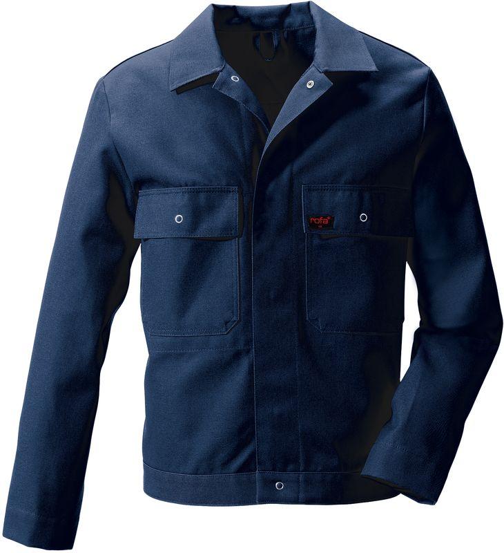 ROFA-Bundjacke, Arbeits-Blouson-Berufs-Jacke, OK Standard 392, marine
