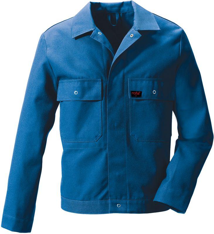 ROFA-Bundjacke, Arbeits-Blouson-Berufs-Jacke, OK Standard 392, kornblau