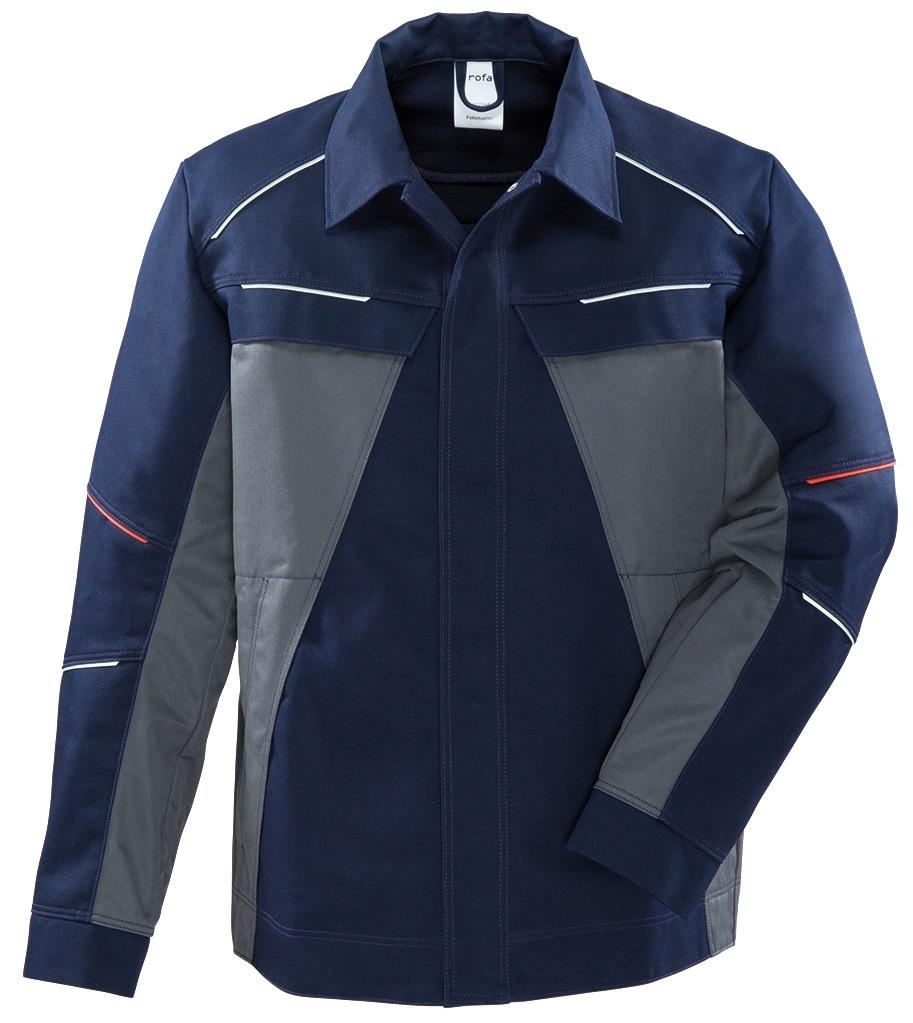 ROFA-Jacke, Pro-Line, marine/grau