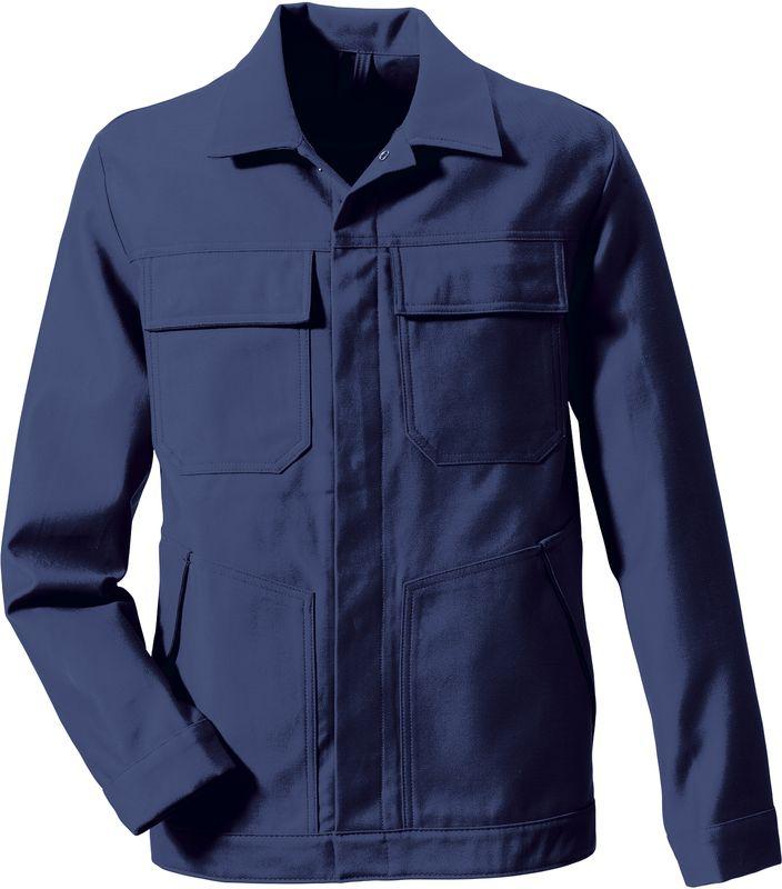 ROFA-PSA-Bekleidung Proban, Schweißer-Blouson-Arbeits-Berufs-Schutz-Jacke, Trend 514, marine