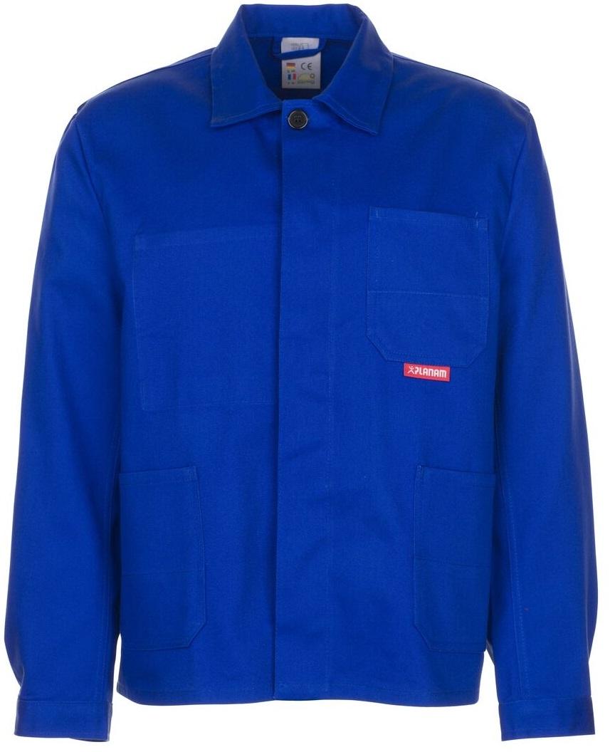 PLANAM Arbeits-Berufs-Bund-Jacke, BW 290, kornblau