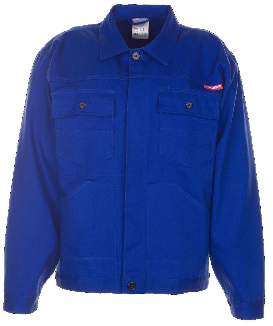 PLANAM Bund-Jacke, Arbeits-Berufs-Jacke BW 290 kornblau