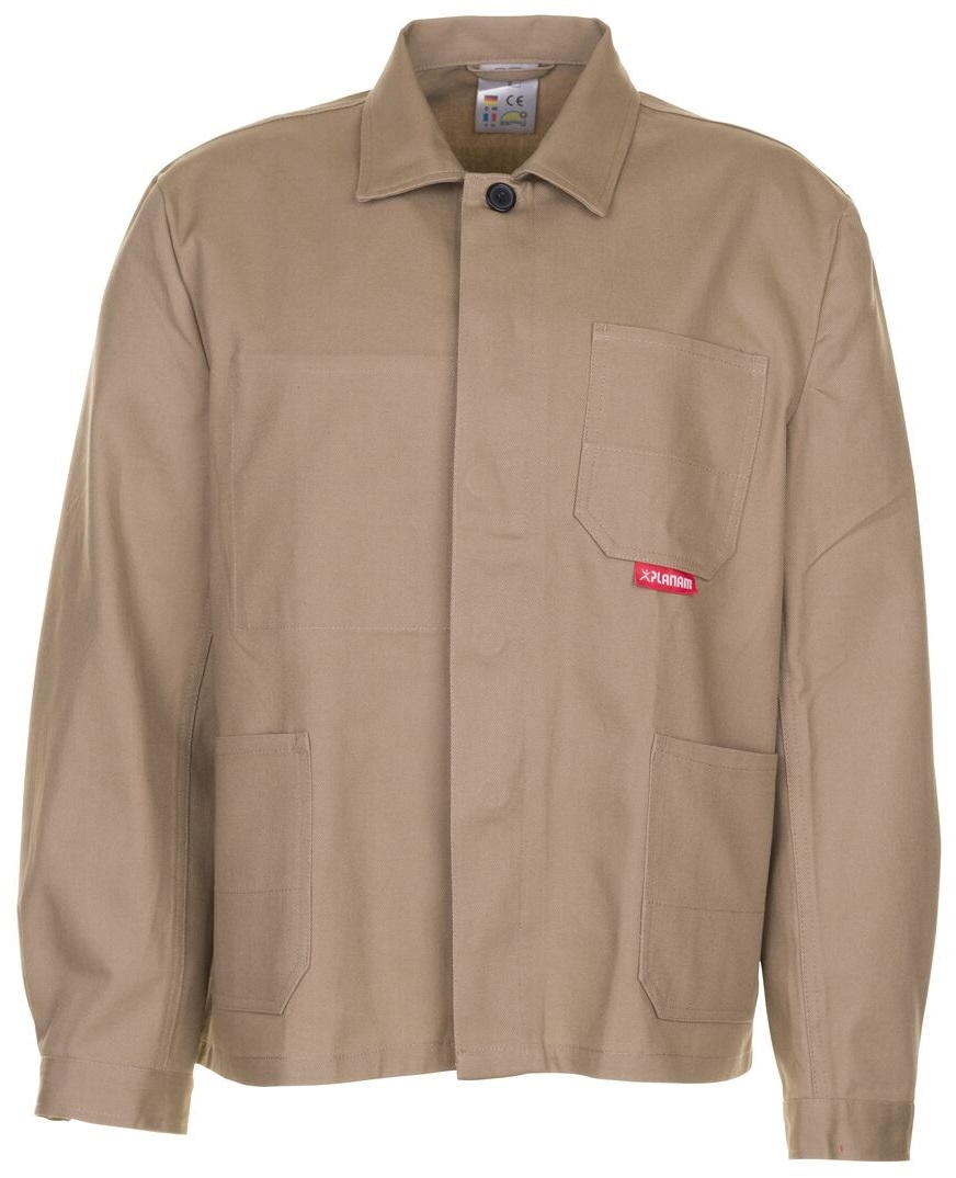 PLANAM Bundjacke, Arbeits-Berufs-Jacke, BW 290, khaki