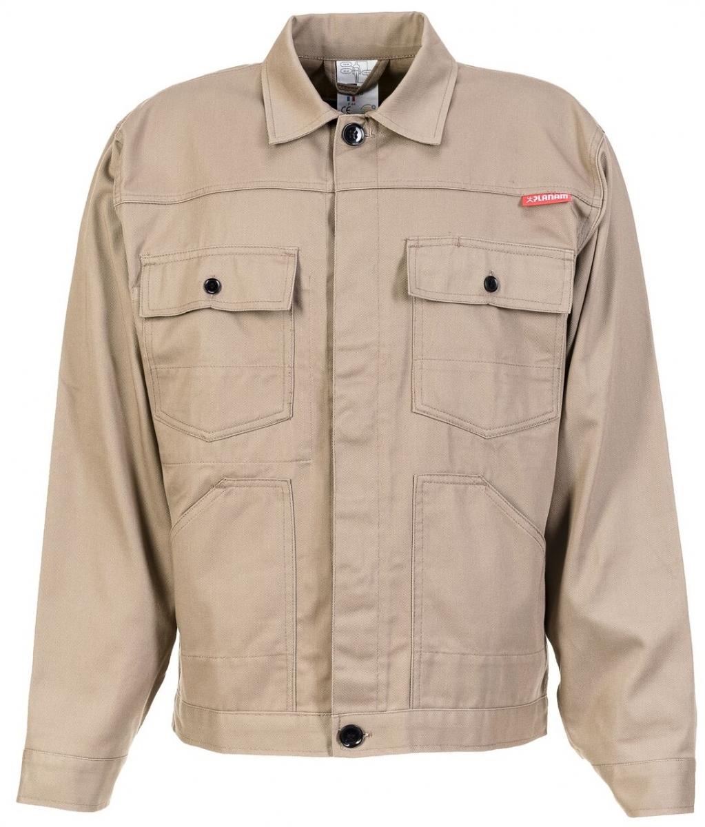 PLANAM Bundjacke, Arbeits-Berufs-Jacke, MG 290, khaki