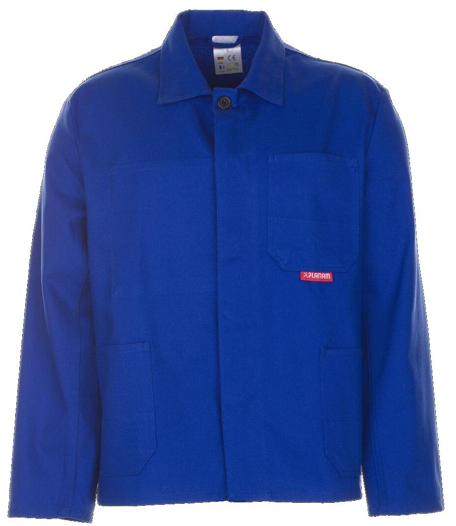 PLANAM Arbeits-Berufs-Bund-Jacke, BW 270, kornblau