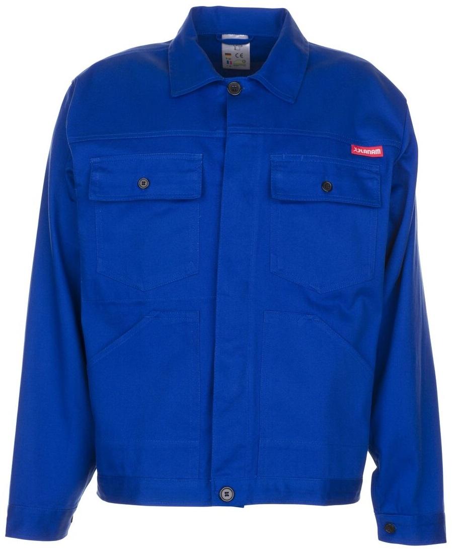 PLANAM Bundjacke, Arbeits-Berufs-Jacke, BW 270, kornblau