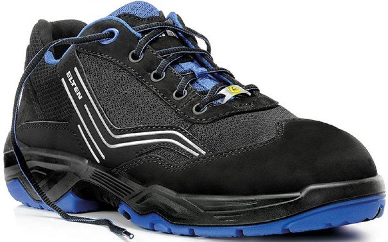 new product 026fe 1e329 ELTEN-S1-Sicherheits-Arbeits-Berufs-Schuhe, Halbschuhe, AMBITION BLUE LOW,  ESD, blau