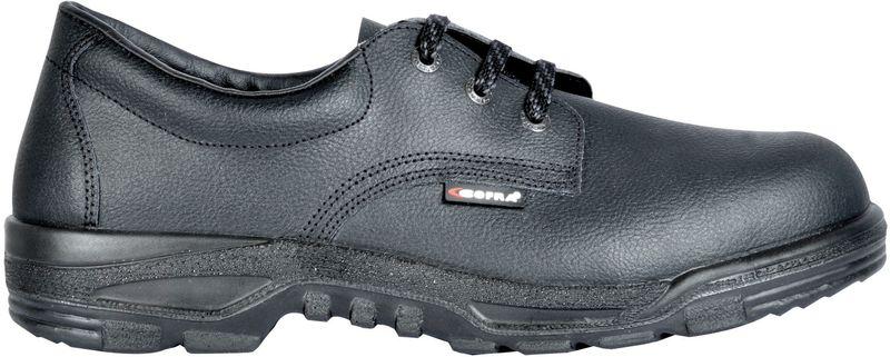 timeless design 4e1f4 d7e31 COFRA-ICARO S3, SRC, Sicherheits-Arbeits-Berufs-Schuhe, Halbschuhe, schwarz