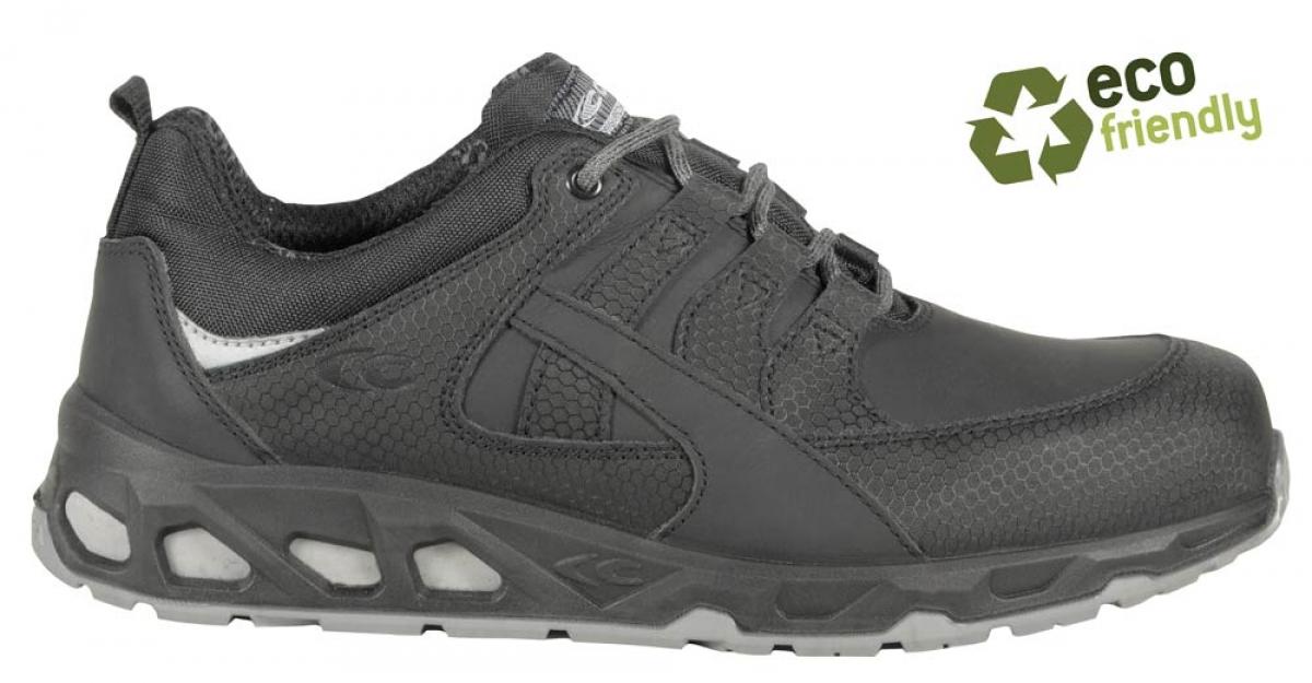 sports shoes 1531d 099bd COFRA-OHM S3, SRC, Sicherheits-Arbeits-Berufs-Schuhe, Halbschuhe, Farbe:  schwarz