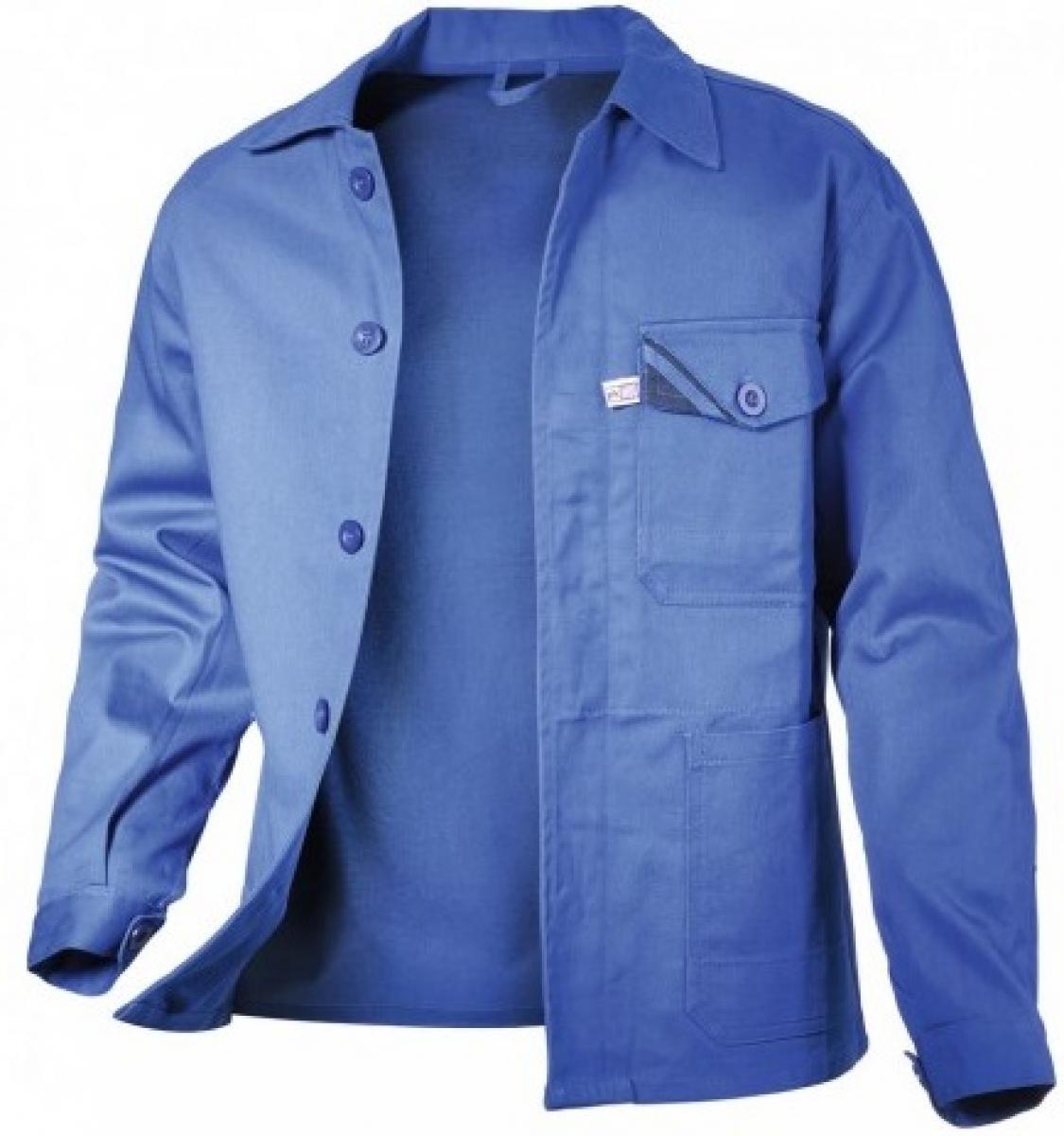 PKA-Arbeits-Berufs-Bund-Jacke, Basic Plus, BW270, kornblau