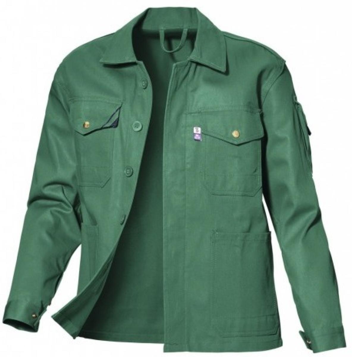 PKA-Arbeits-Berufs-Bund-Jacke, Star, BW310, grün