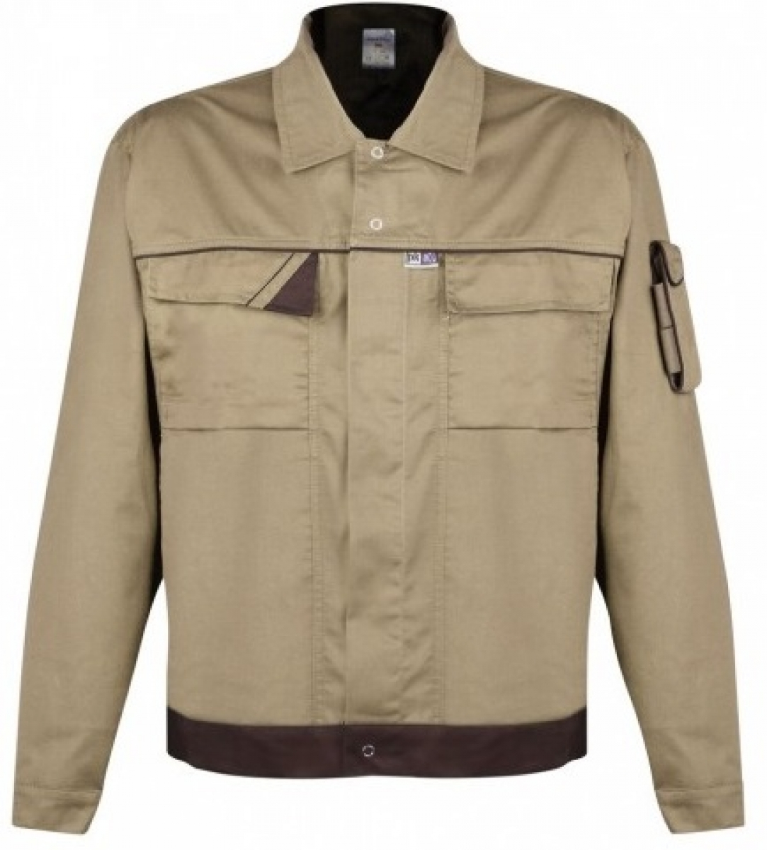 PKA-Arbeits-Berufs-Bund-Jacke, Blouson, Praktika, MG260, sand/braun