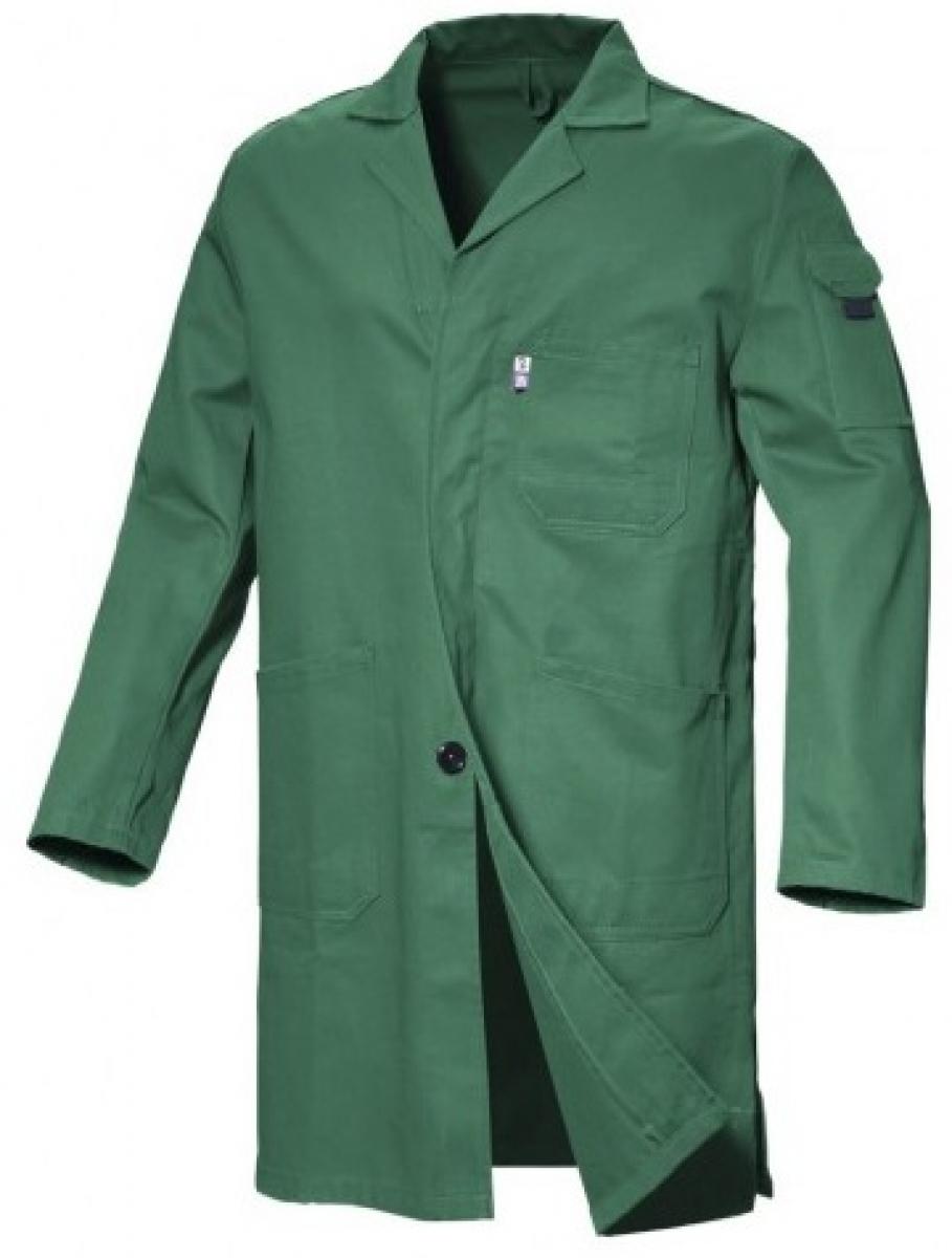 PKA Berufs-Mantel, Arbeits-Kittel, Star, BW310, grün