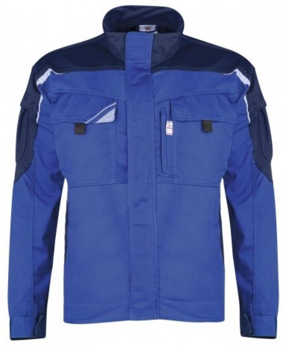 PKA-Arbeits-Berufs-Bund-Jacke, Blouson, Bestwork, MG250, kornblau/hydronblau