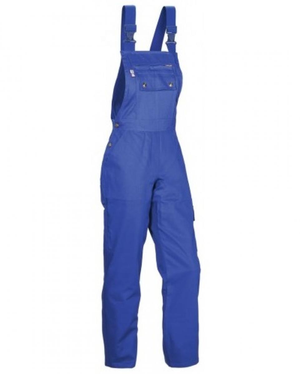 PKA Damen-Arbeits-Berufs-Latz-Hose, BW310, kornblau