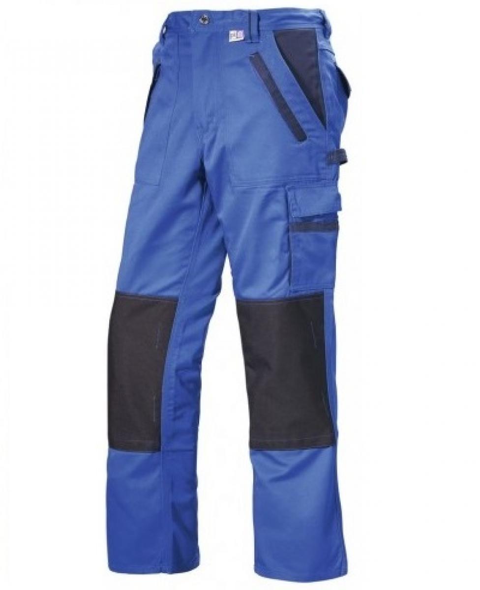 PKA-Arbeits-Berufs-Bund-Hose, Threeline Image, MG330, kornblau/hydronblau