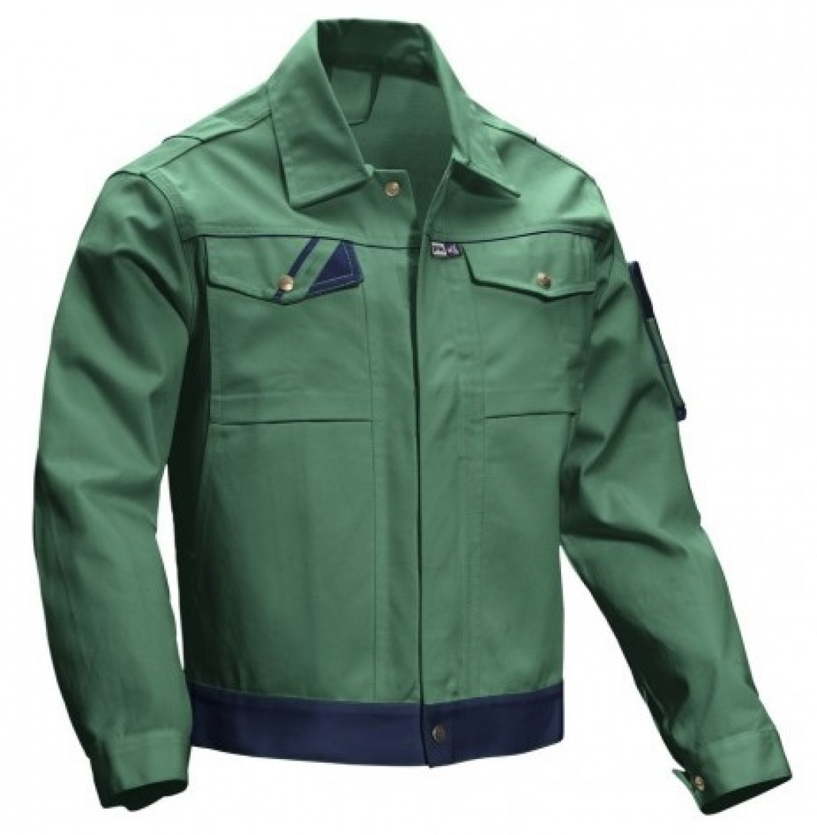 PKA-Arbeits-Berufs-Bund-Jacke, Blouson, Threeline Perfekt, MG320, grün