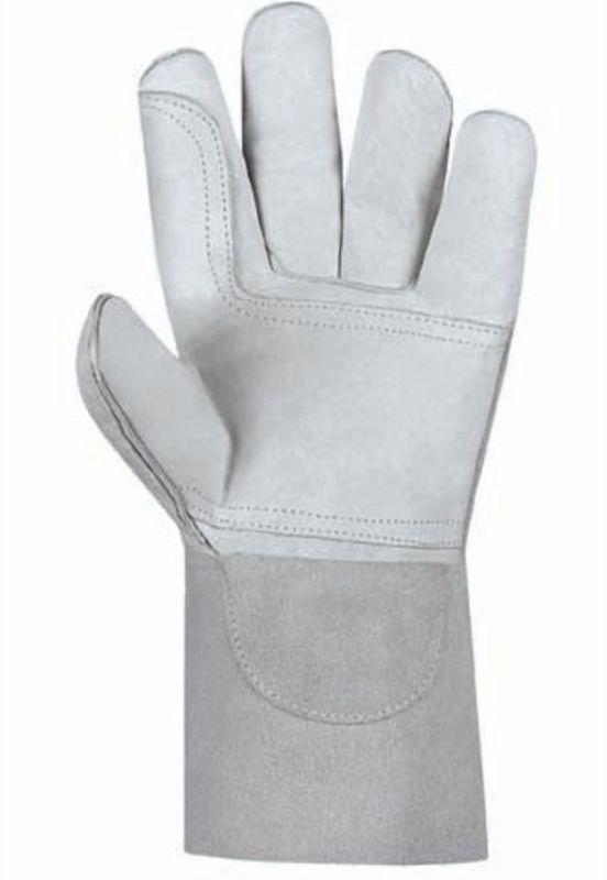 BIG-TEXXOR-Schweißer-Arbeits-Handschuhe, Mayon, natur