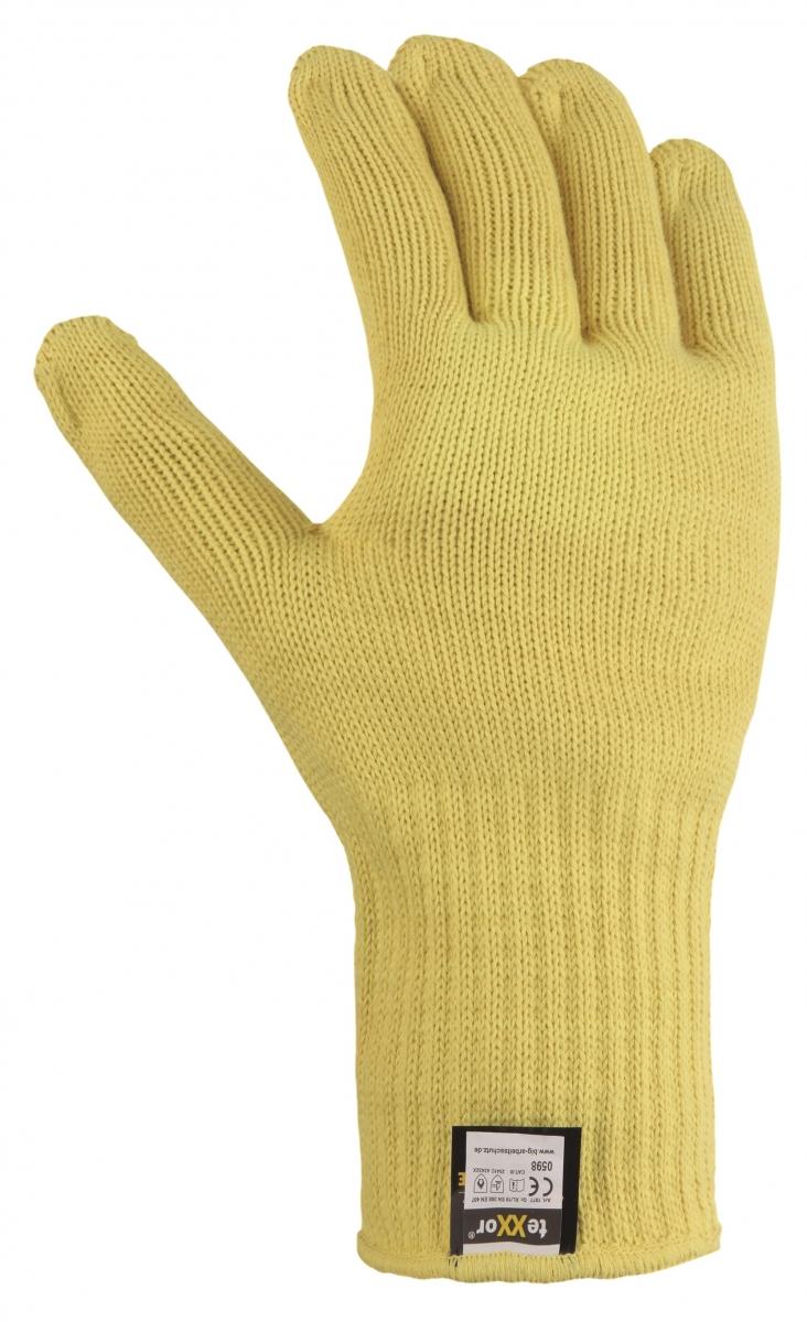 BIG-TEXXOR-Kevlar-Hitzeschutz--Arbeits-Handschuhe, beige