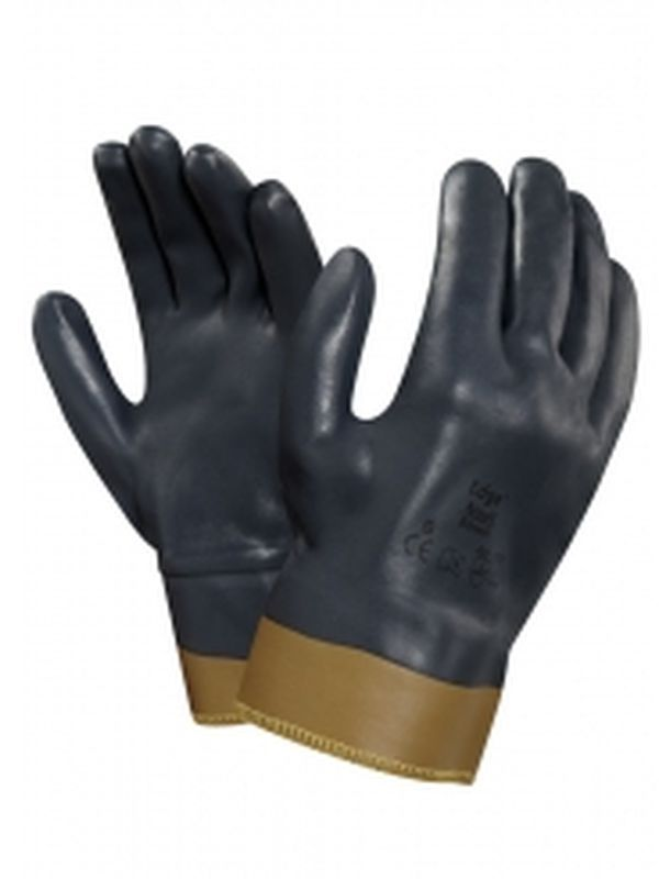 ANSELL-Nitril-Mehrzweck-Arbeits-Handschuhe, Edge, Grau
