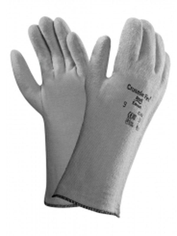 ANSELL-Nitril-Spezialzweck-Arbeits-Handschuhe, Crusader Flex, Gra