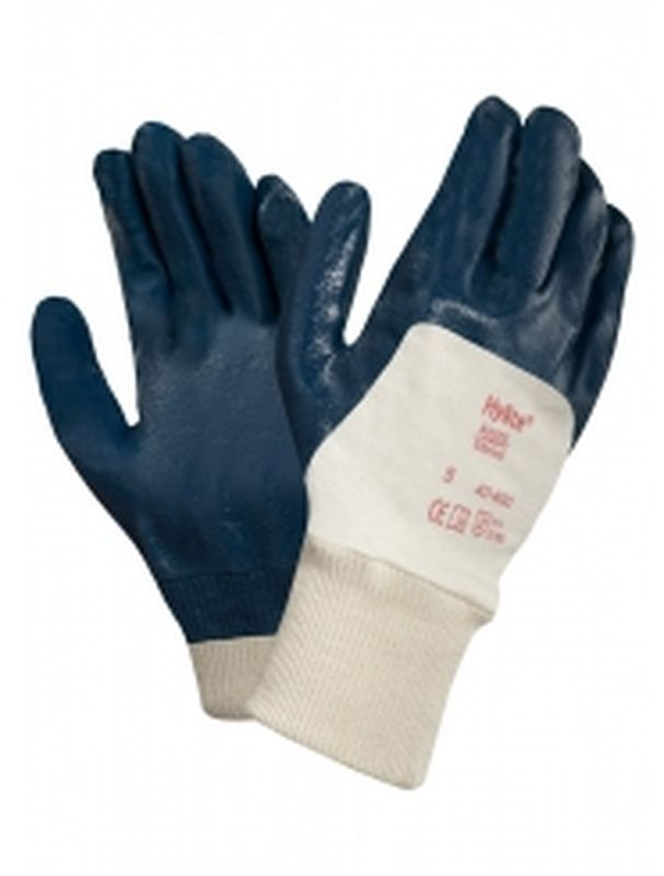 ANSELL-Nitril-Mehrzweck-Arbeits-Handschuhe, Hylite, Blau