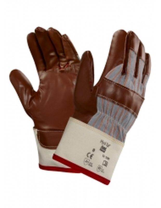 ANSELL-Nitril-Spezialzweck-Arbeits-Handschuhe Winter, Hyd-Tuf, Br
