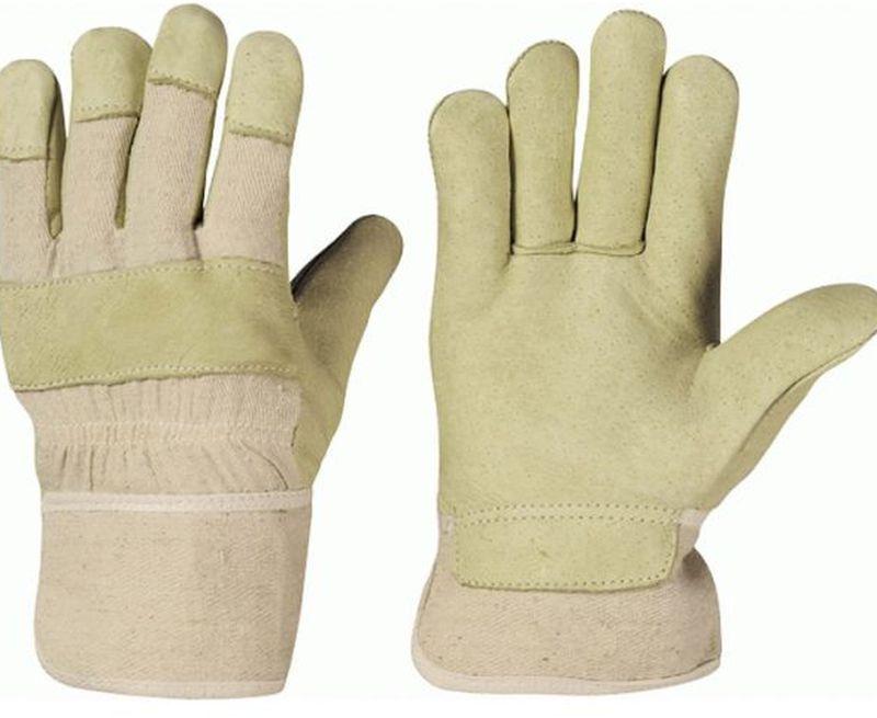 F-STRONGHAND, Schweins-Leder-Arbeits-Handschuhe, 88 PAWA