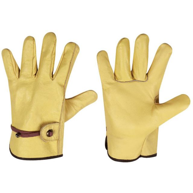 F-STRONGHAND, Nappa-Leder-Arbeits-Handschuhe, OFFIZIER