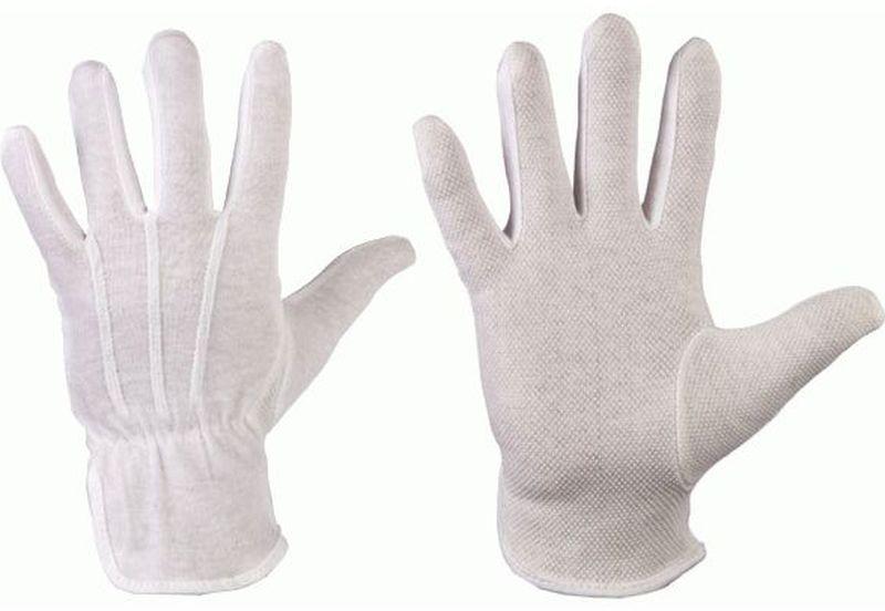 F-STRONGHAND-Trikot-Arbeits-Handschuhe, BAOTOU, weiß gebleicht